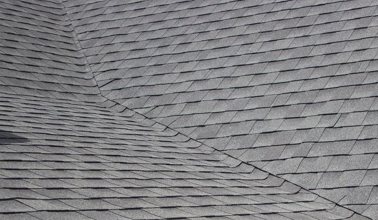 Asphalt Roofing Repair Installation